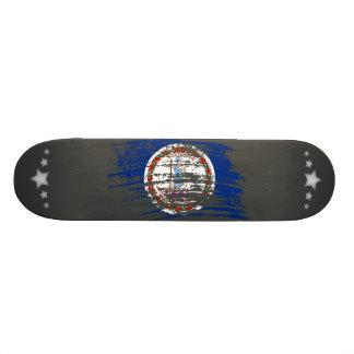 Cool Virginian flag design Skate Board Deck