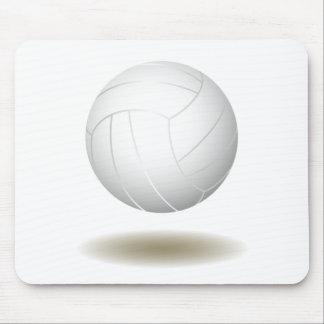 Cool Volleyball Emblem 1 Mousepad