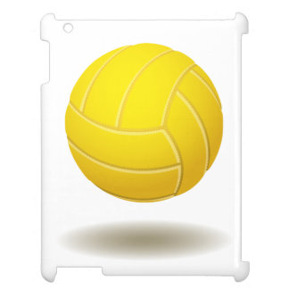 Cool Volleyball Emblem 2 Cover For The iPad 2 3 4