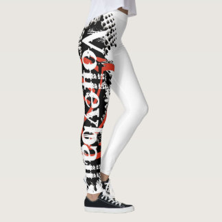 Cool Volleyball Leggings