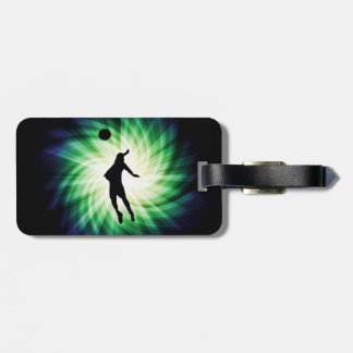 Cool Volleyball Luggage Tag