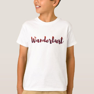 Cool Wanderlust T-Shirt /sunset / ocean/ Travel
