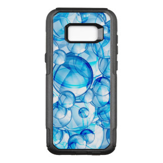 Cool Water Bubbles Pattern OtterBox Commuter Samsung Galaxy S8+ Case