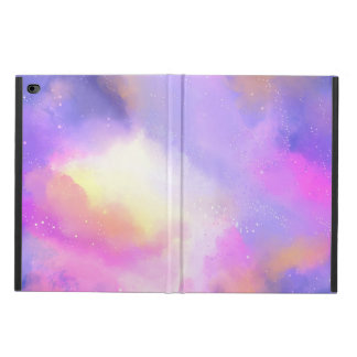 Cool Watercolor Design with Surreal Clouds Powis iPad Air 2 Case