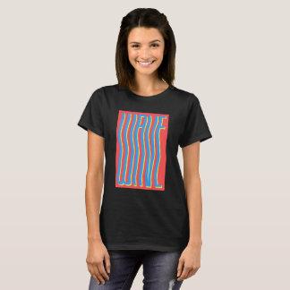 Cool Wave Illusion T-Shirt