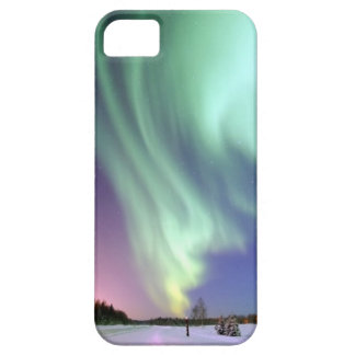 Cool Weather phenomenon Northern Lights Iphone Cas iPhone 5 Covers