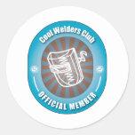 Cool Welders Club Sticker