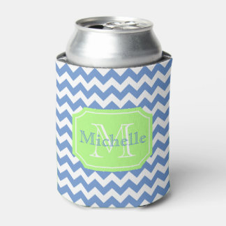 Cool white and blue girly can cooler