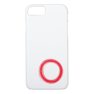 Cool White iPhone Case