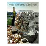 Cool Wine Postcard!