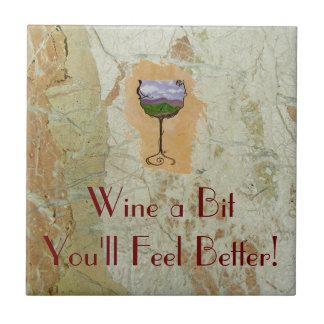 Cool Wine Tile! Tile