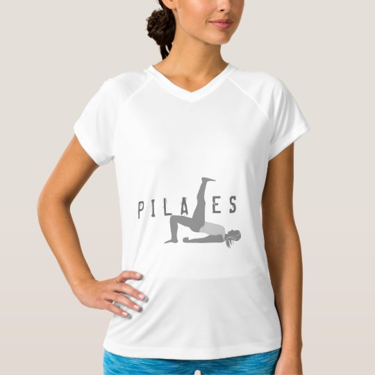 Cool Workout Fitness Pilates Yoga T-Shirt