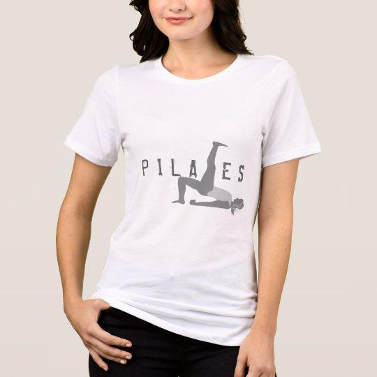 Cool Workout Fitness Pilates Yoga T-Shirt