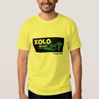 Cool Xolo Wordcloud Tee! Shirt