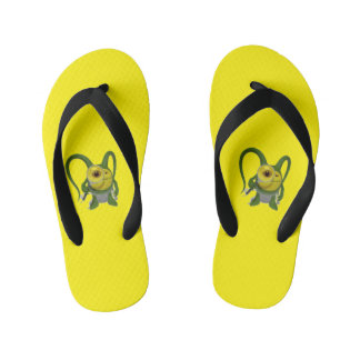 Cool yellow flip flop flip flops