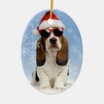 Cool Yule Christmas Ornament
