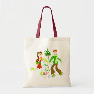 Cool Yule Holiday Tote Bag