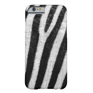 Cool Zebra Abstract Design, iPhone 6/6s Case