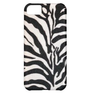 Cool Zebra Skin Texture Case iPhone 5C Covers