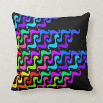 Cool Zig Zags Cushion