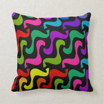 Cool Zig Zags Cushion