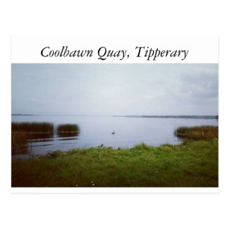 Coolbawn Quay, Tipperary Postcard