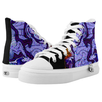 #Coole high-cut leisure shoes for Skater