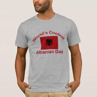 Coolest Albanian Dad T-Shirt