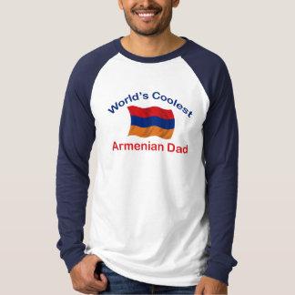 Coolest Armenian Dad T-Shirt