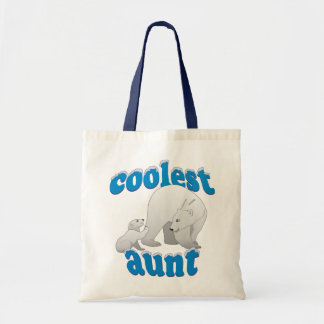 Coolest Aunt Tote Bag