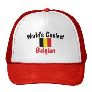 Coolest Belgian Mesh Hat