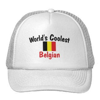 Coolest Belgian Mesh Hats