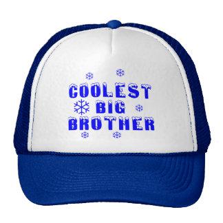 Coolest Big Brother Cap