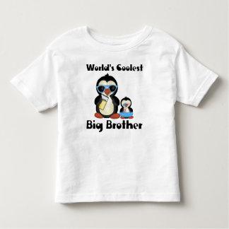 Coolest big brother penguin toddler T-Shirt