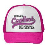 Coolest Big Sister Hats
