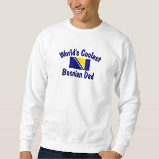Coolest Bosnian Dad Sweatshirt