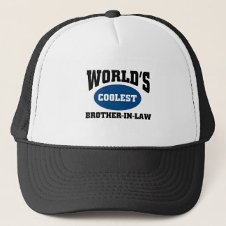Coolest brother-in-law cap