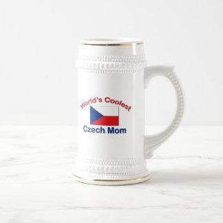 Coolest Czech Mom Mug