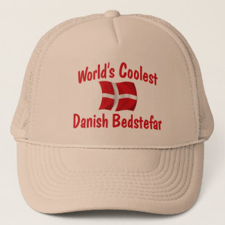 Coolest Danish Bedstefar Trucker Hat