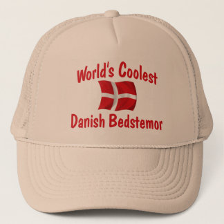 Coolest Danish Bedstemor Trucker Hat