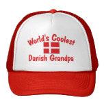 Coolest Danish Grandpa Cap
