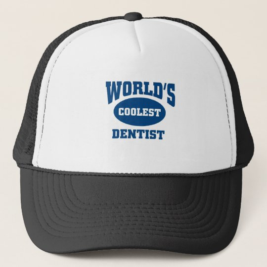 Coolest dentist cap