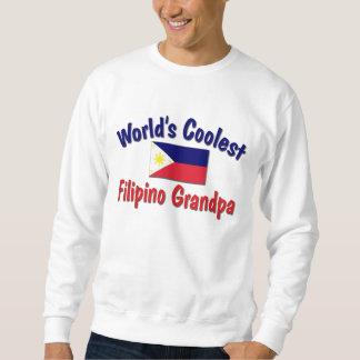 Coolest Filipino Grandpa Sweatshirt