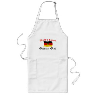 Coolest German Oma Long Apron