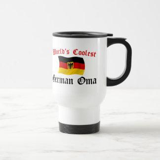 Coolest German Oma Mugs
