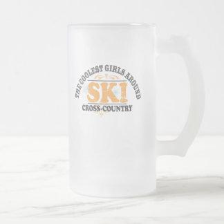 Coolest Girls XC Ski Coffee Mug