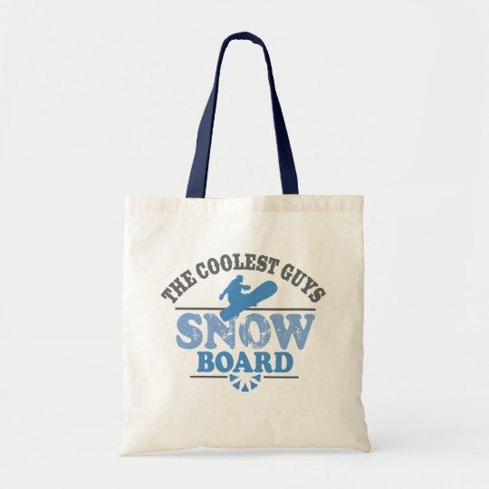Coolest Guys Snowboard