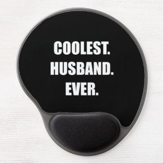 Coolest Husband Ever Gel Mouse Pad