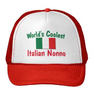Coolest Italian Nonno Cap