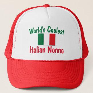 Coolest Italian Nonno Trucker Hat